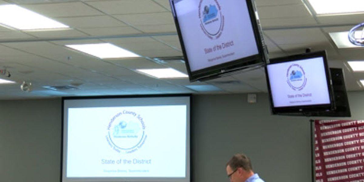 Henderson Co. Schools highlight innovation, development in latest address