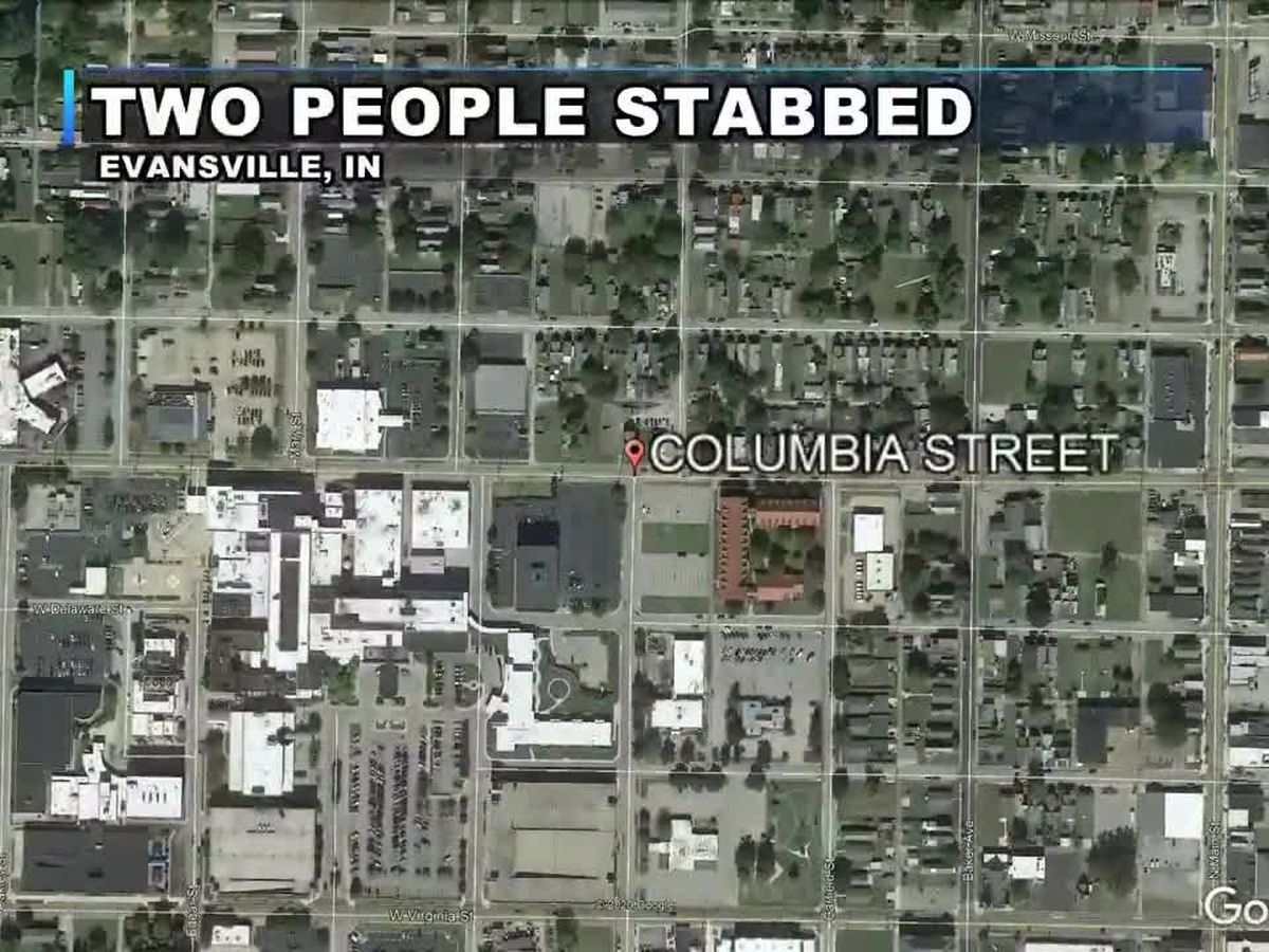 EPD investigating double stabbing