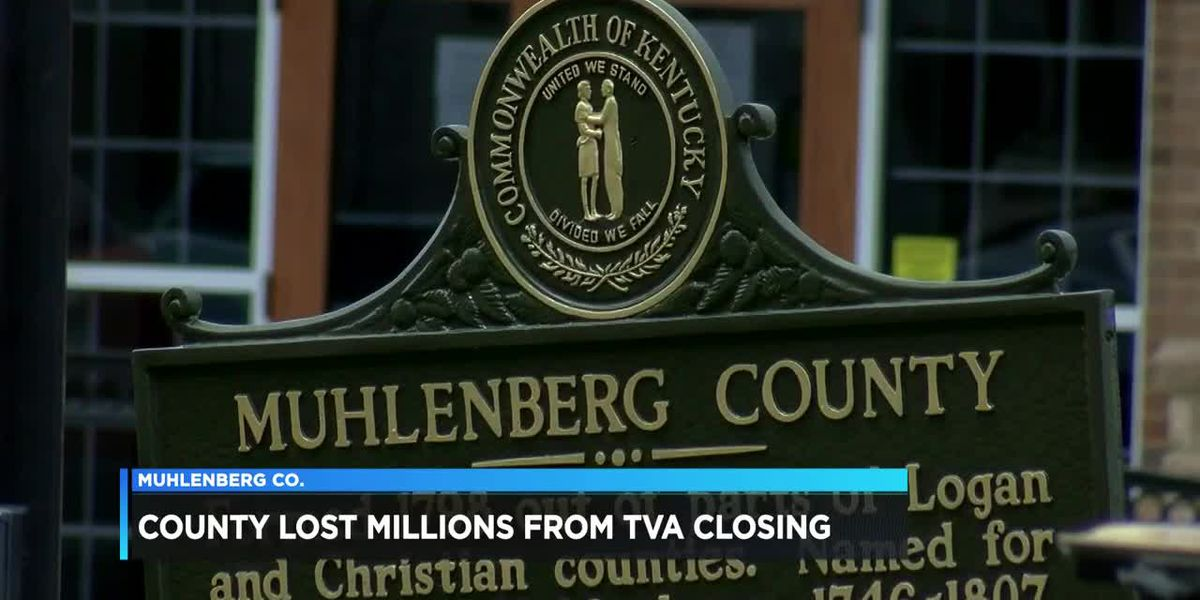 Muhlenberg Co. loses millions from TVA closing