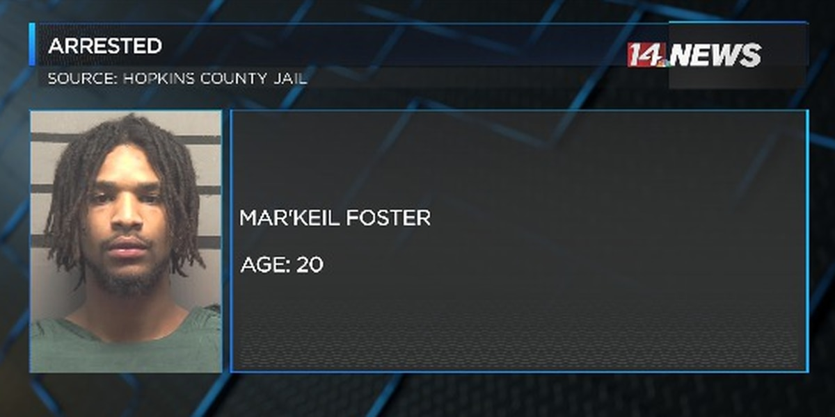 Madisonville murder suspect makes first court appearance