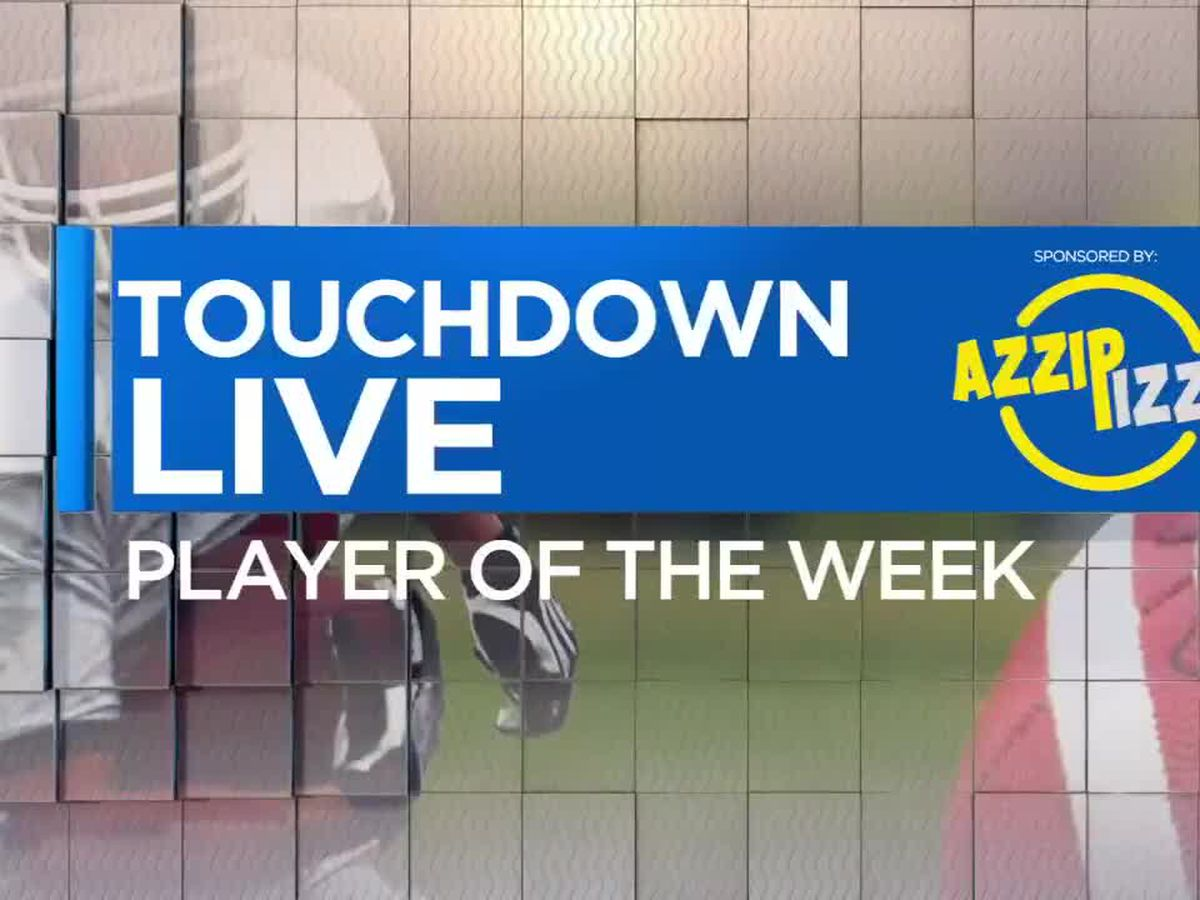 Touchdown Live Player of the Week nominees - Week 9