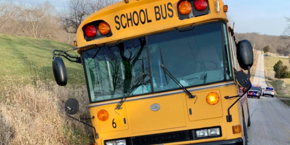 Deputies investigating crash involving school bus in Dubois Co.