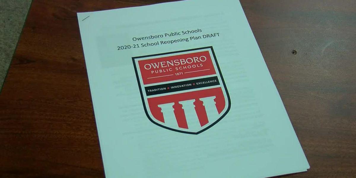 Owensboro Public Schools returning to class Oct. 12 under hybrid plan