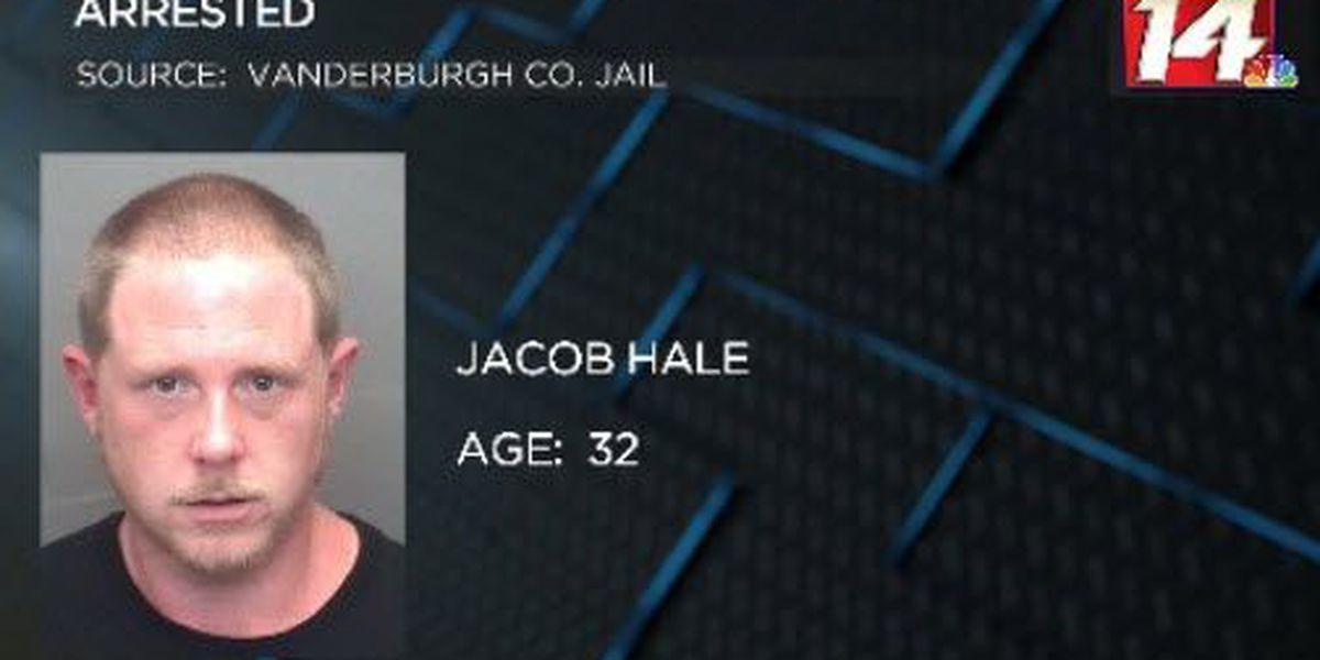Evansville man jailed on drug charges