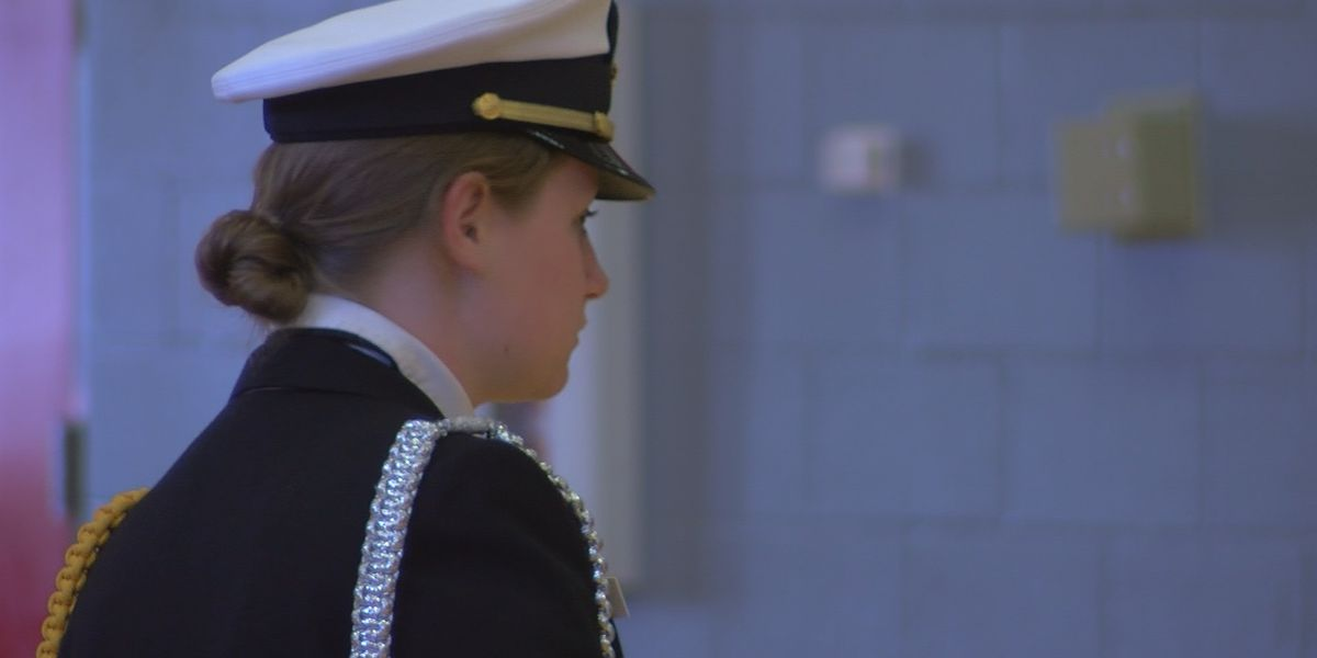 ROTC cadet receives highest honor