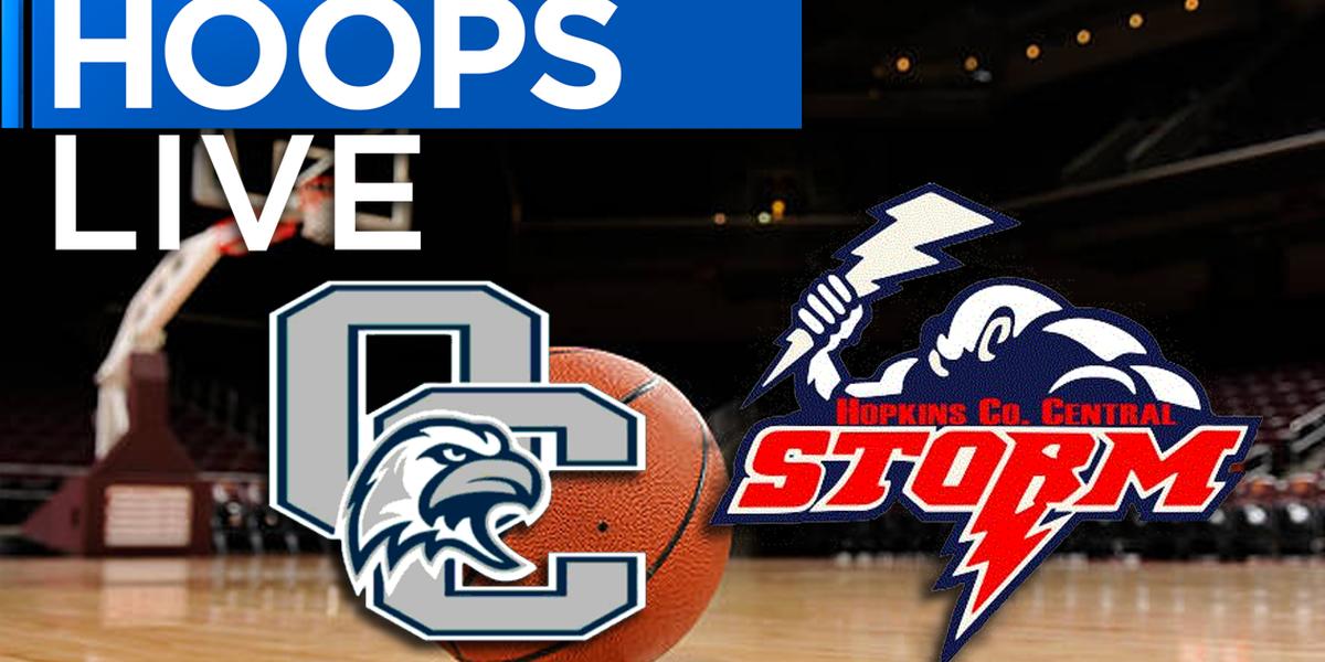 Hoops Live: Hopkins Co. Central vs. Ohio Co. girls basketball