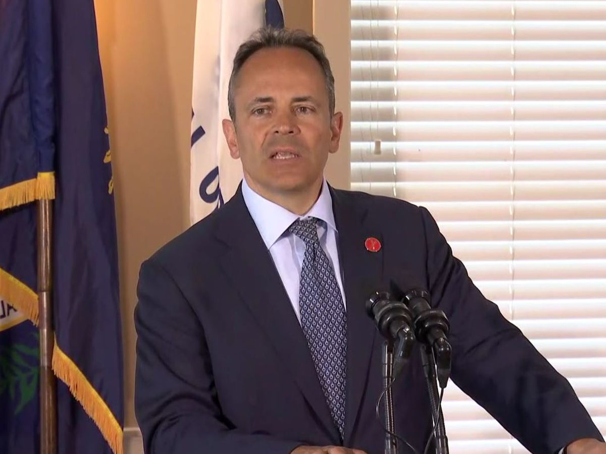 Gov. Bevin's pension proposal narrowly passes state House