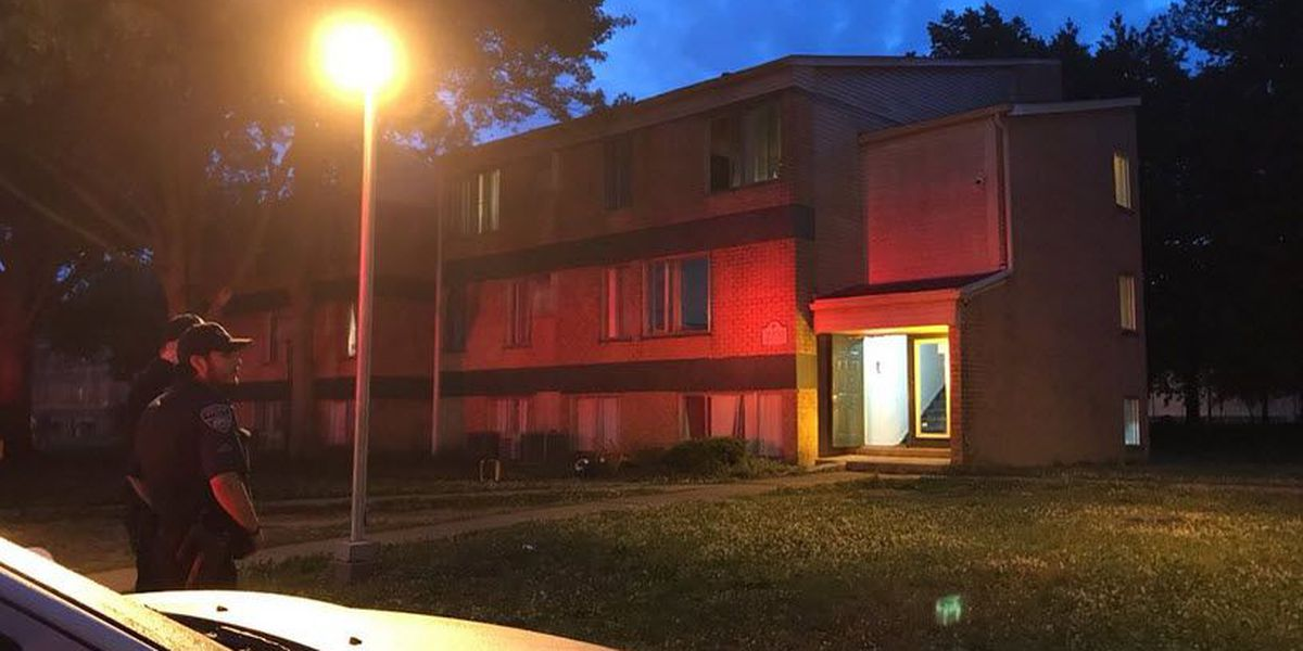 Investigator calling fire at Evansville apartment arson