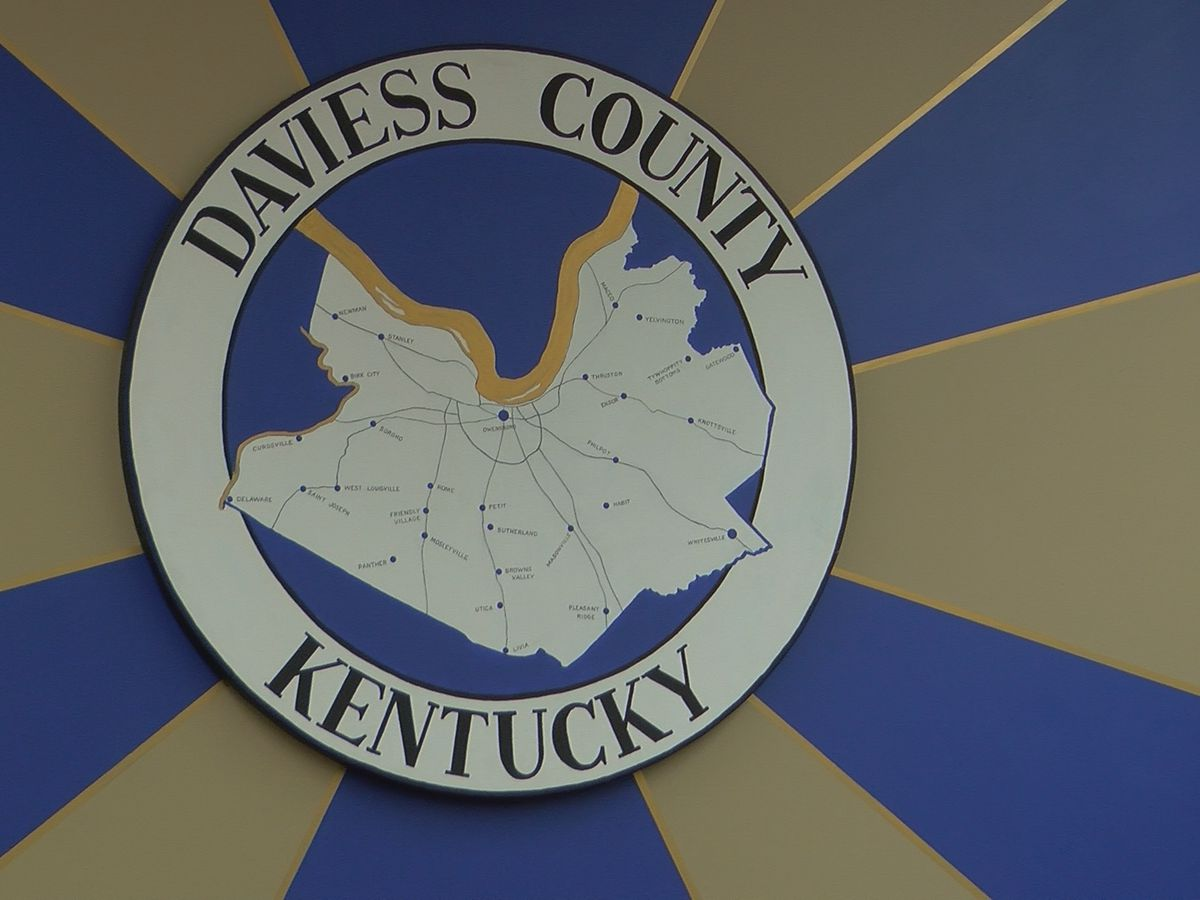 Community leaders meet with KY congressman to discuss COVID-19 response in Daviess Co.