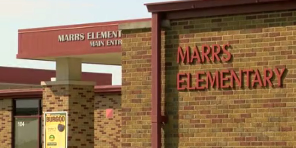 Marrs Elementary return to school in-person Wed. after closing due to water main break