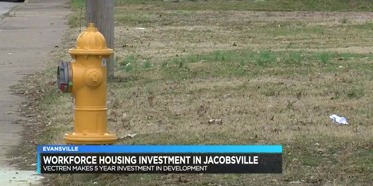 More affordable homes to come to Jacobsville neighborhood