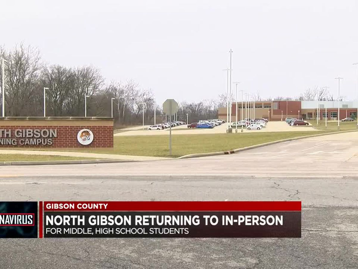 North Gibson to return to in-person learning following Thanksgiving break
