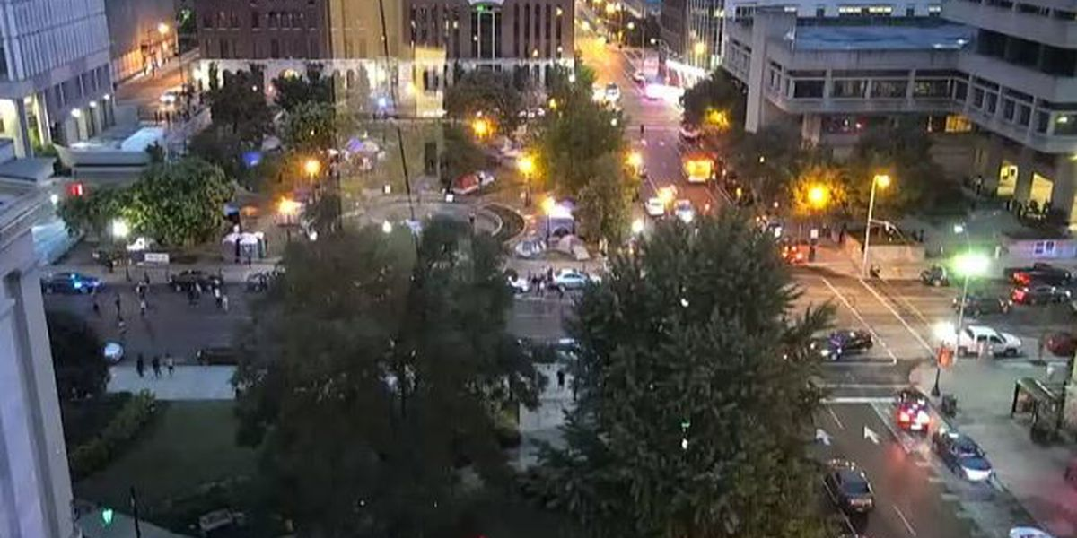 1 dead, 1 injured in shooting at Jefferson Square Park