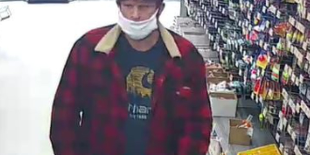 OPD looking for man wanted in Walmart theft