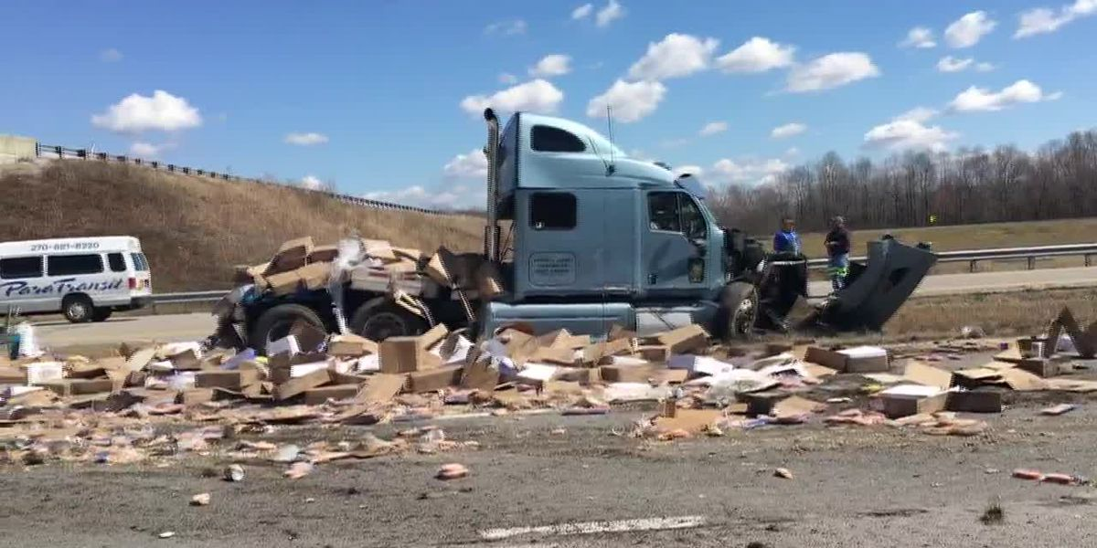 Traffic Alert: I-69 blocked in Hopkins Co. due to crash