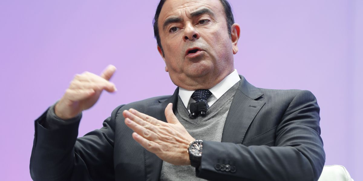 Reports say Nissan's Ghosn questioned over financial reports