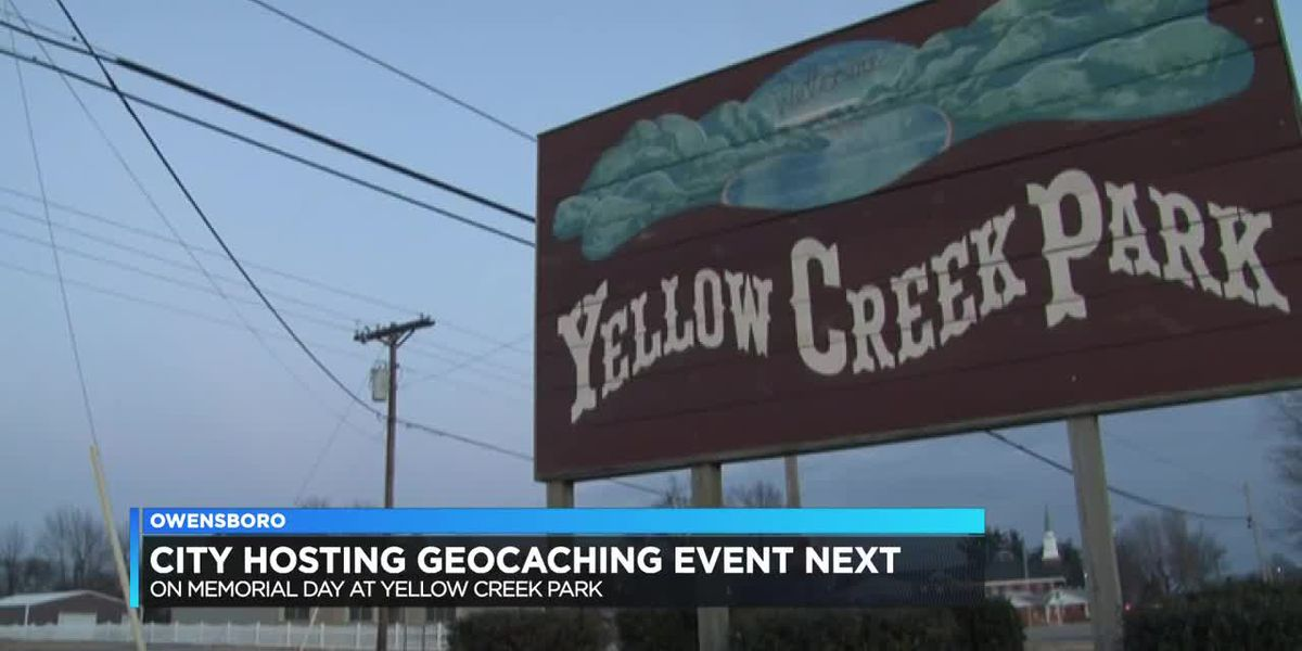 Owensboro hosting geocaching event in 2021