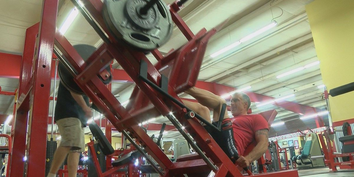 Local athlete to compete in The Pit Barbell Club's 100 Ton Challenge