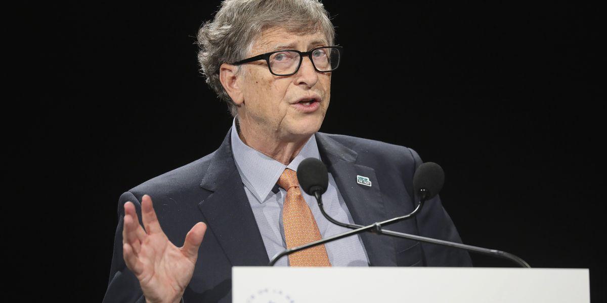 Report: Microsoft investigated Gates before he left board