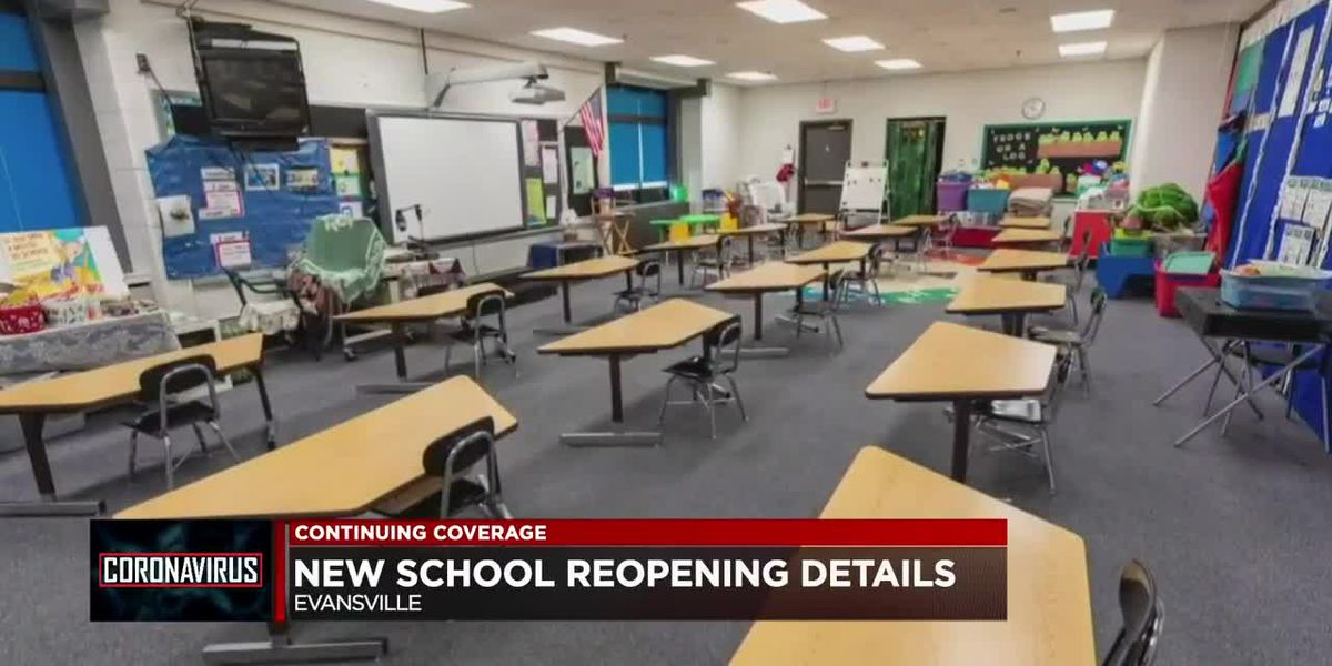 EVSC discusses reopening plan
