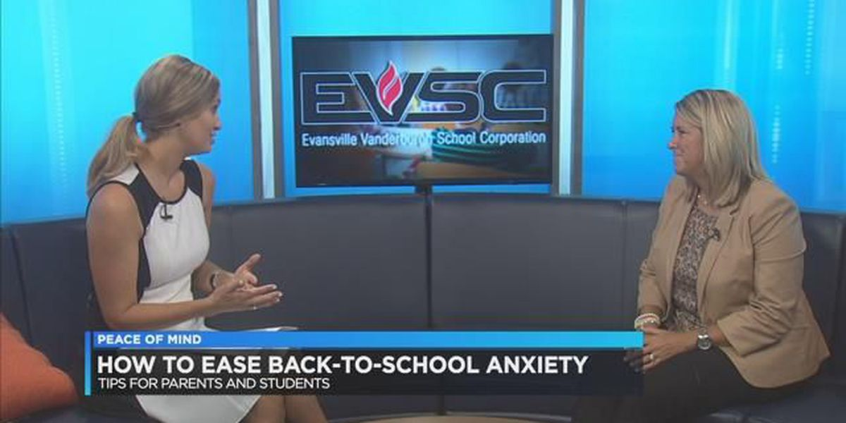 Peace of Mind: Easing back-to-school anxiety