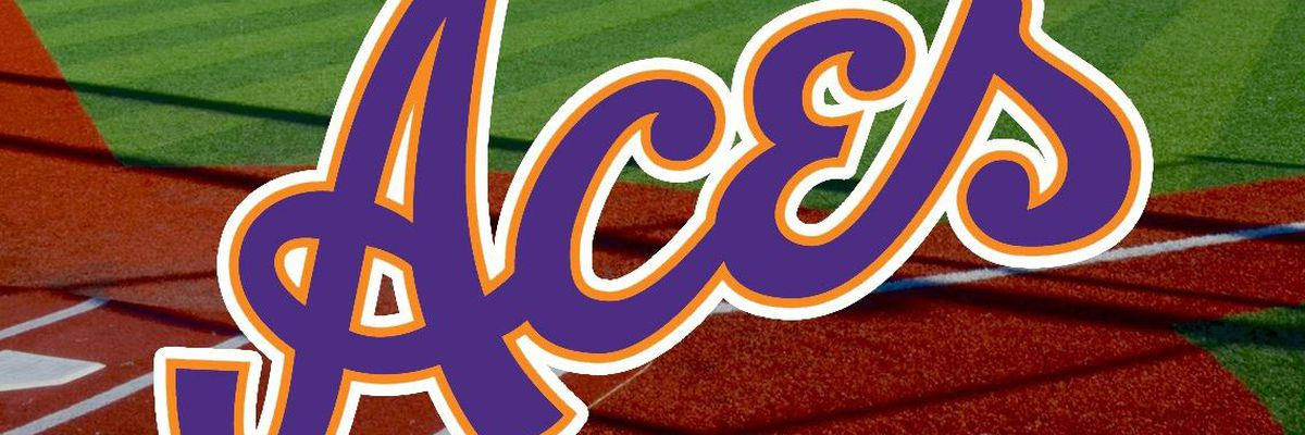 Aces baseball wins series over Bradley with doubleheader split