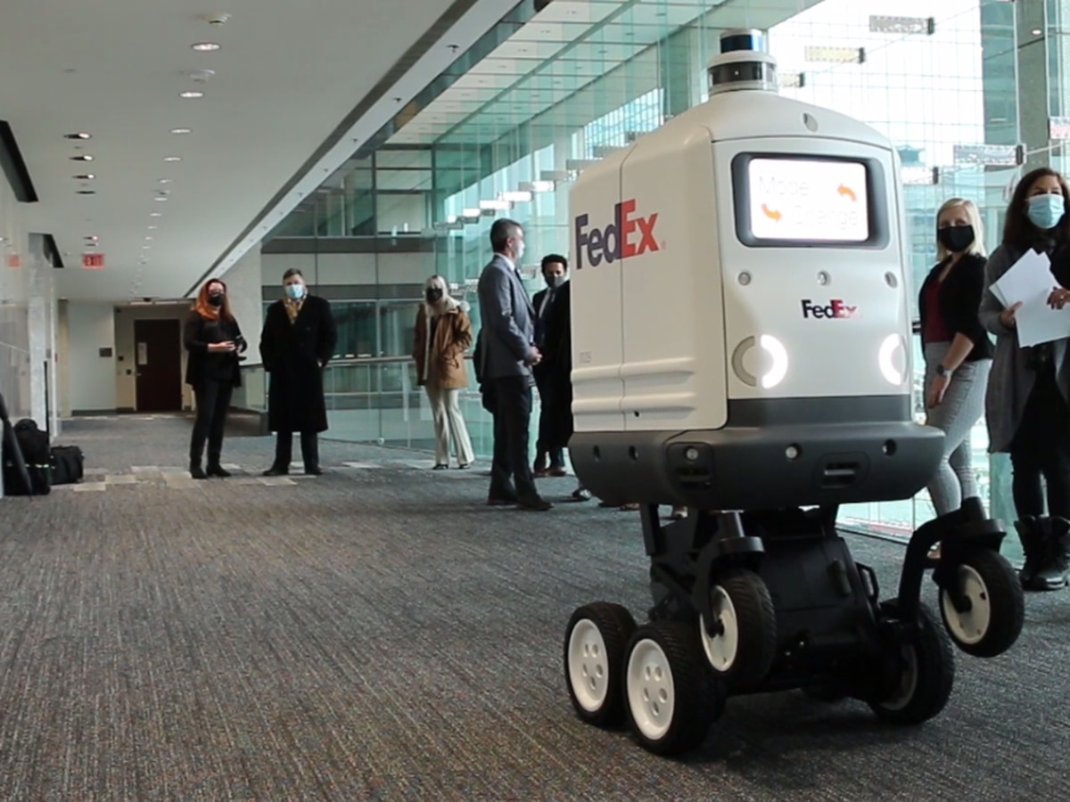 New IN bill could lay groundwork for robot delivery devices in state