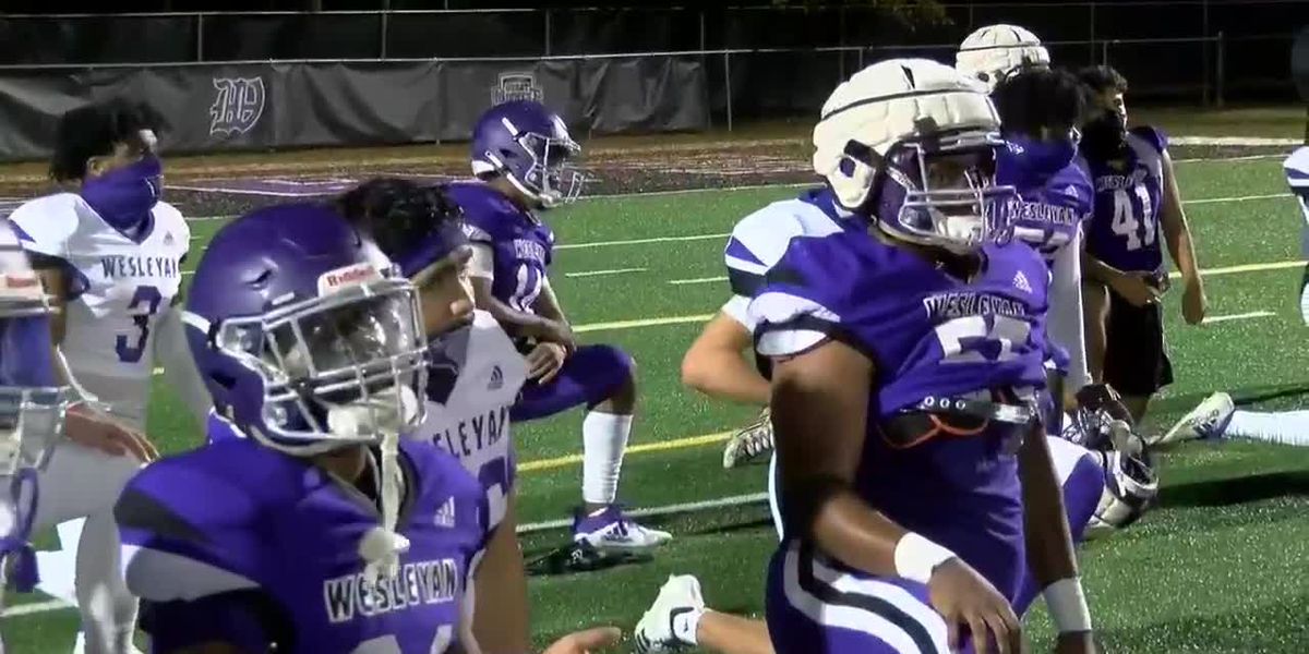 KWC football makes long-awaited return with intrasquad scrimmage