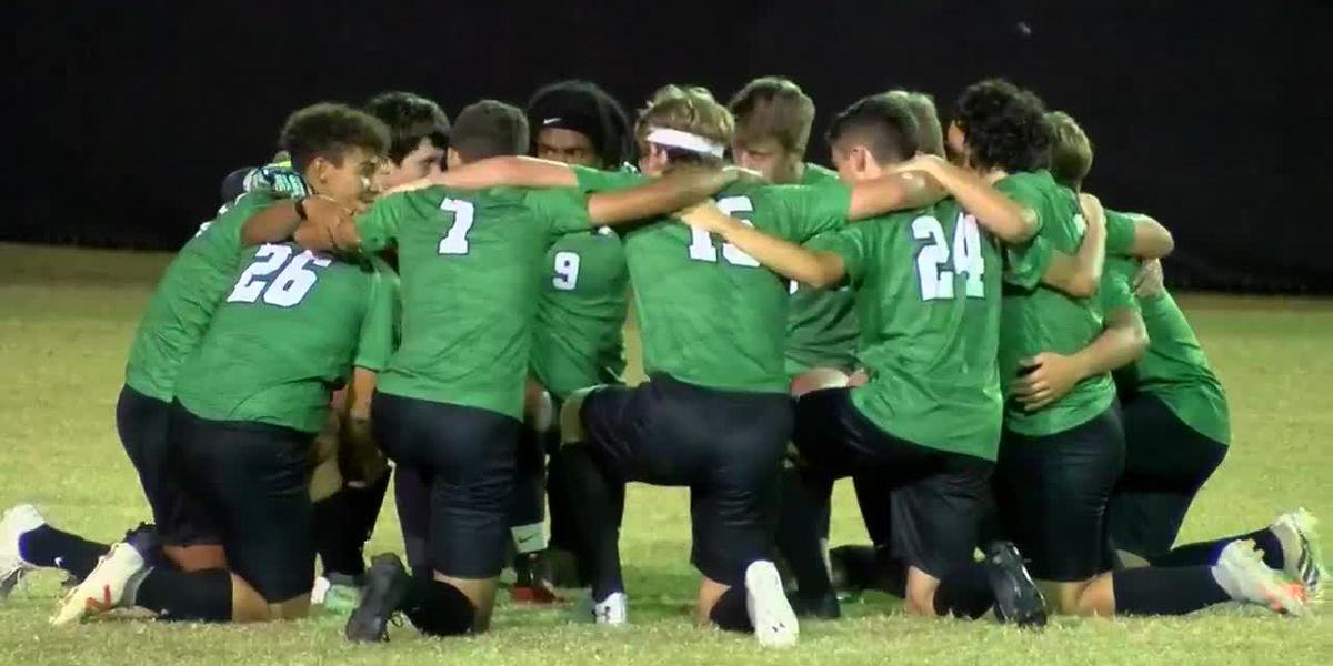 Boys 3A Soccer Sectional Finals: North vs. Castle highlights