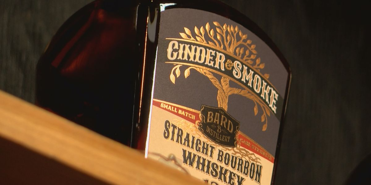 The Bard Distillery now open in Muhlenberg County