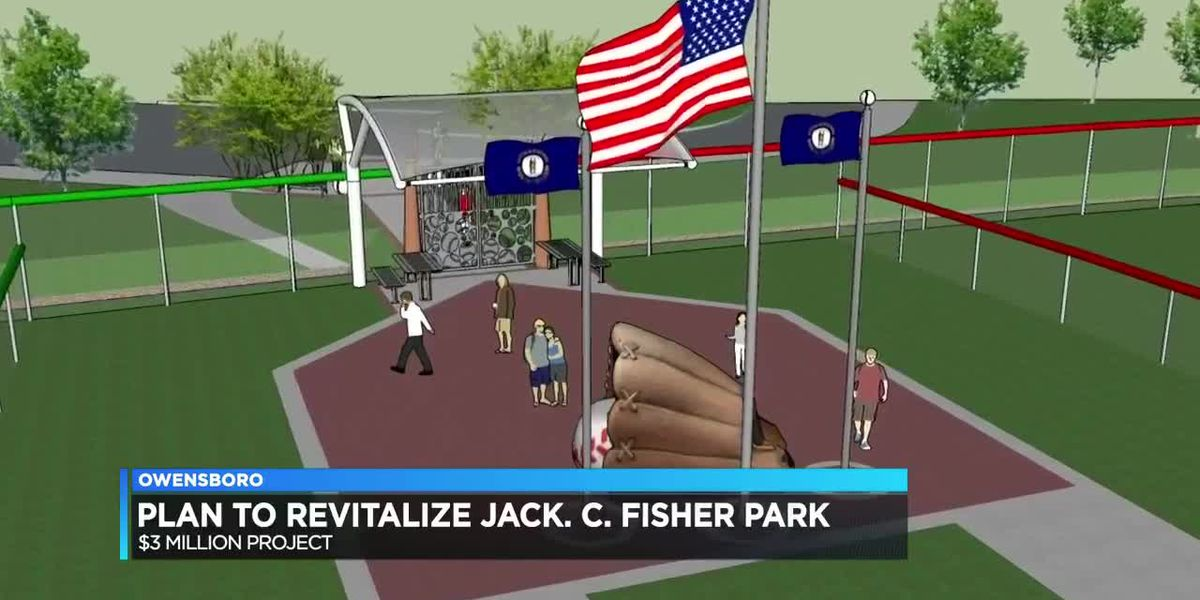 Plans for $3 million in upgrades at Owensboro park in the works