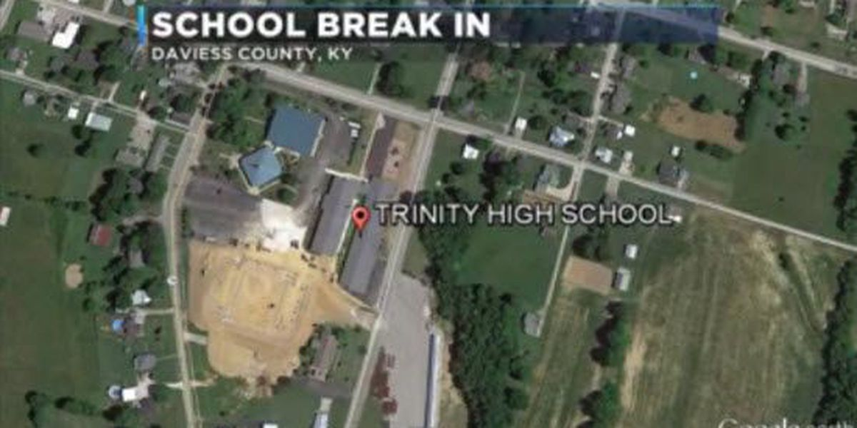 Whitesville HS suffers $10k in damages after break-in