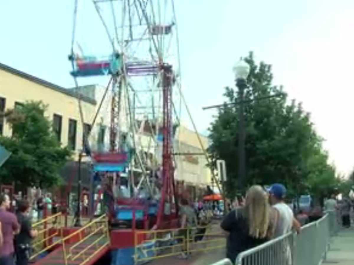 'Night on Main' makes its debut Sat. night in downtown Evansville