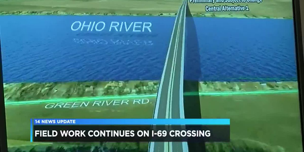 Field work continues ahead of I-69 preferred alternative selection