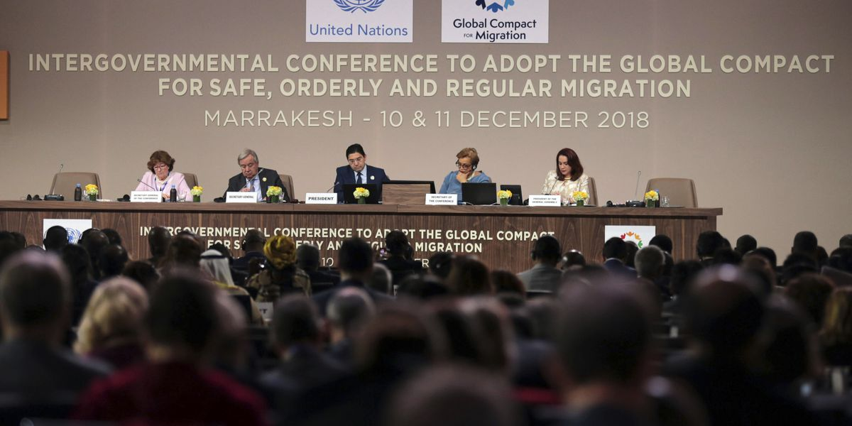 At a glance: The new UN migration pact