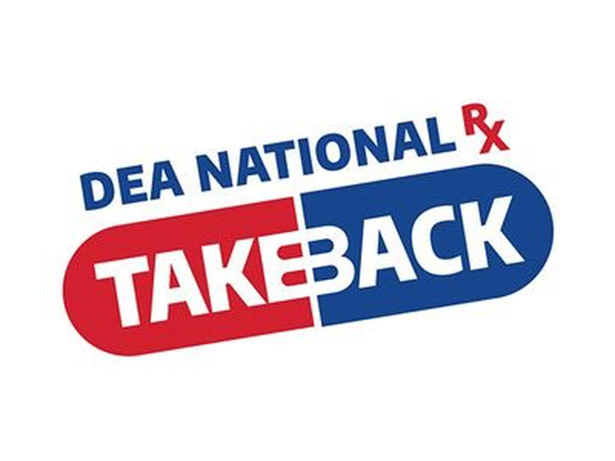 ISP hosting drug take back day
