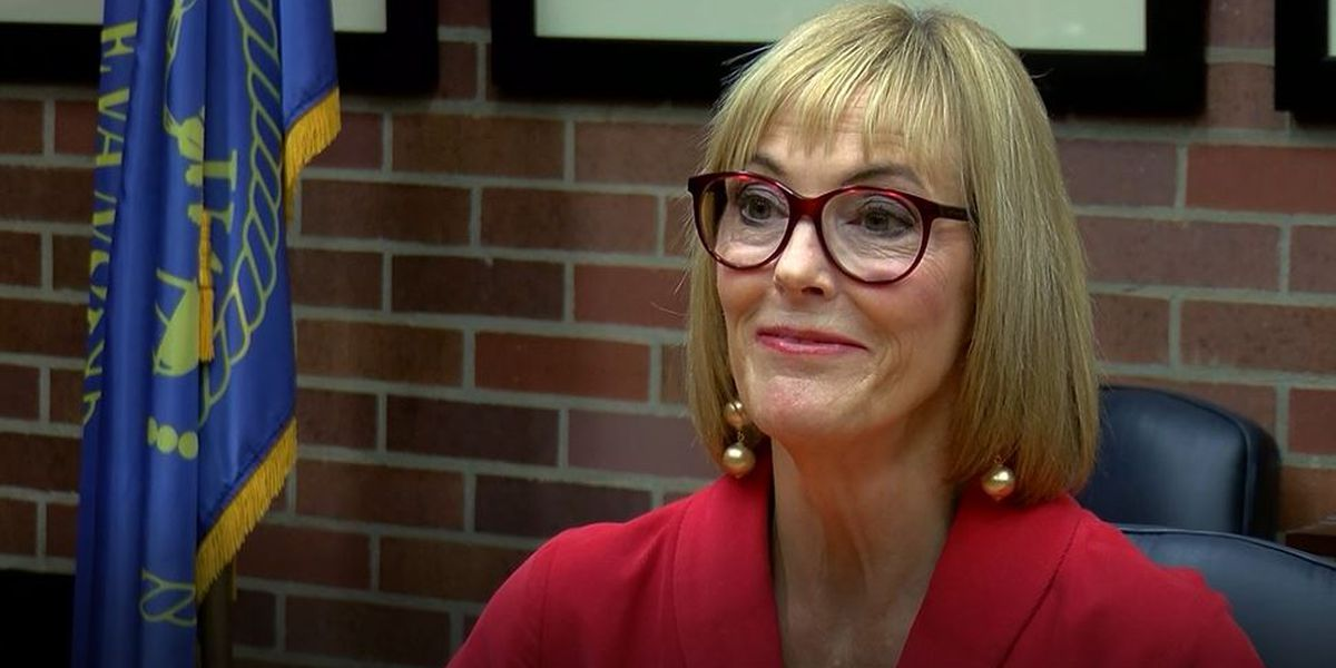 Indiana Lt. Gov. Suzanne Crouch reflects on 2020