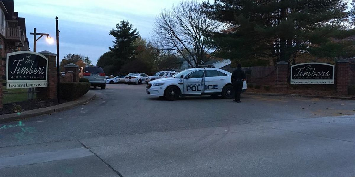 Suspect police say barricaded himself in apt. after identified