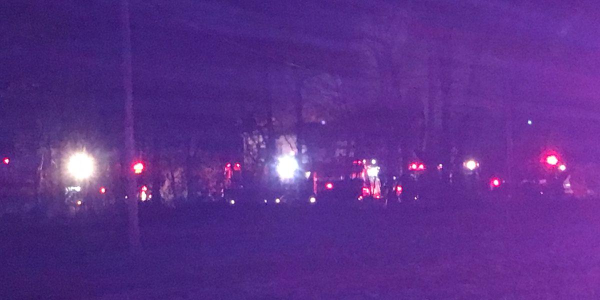Dispatch: Crews called to Vanderburgh Co. fire