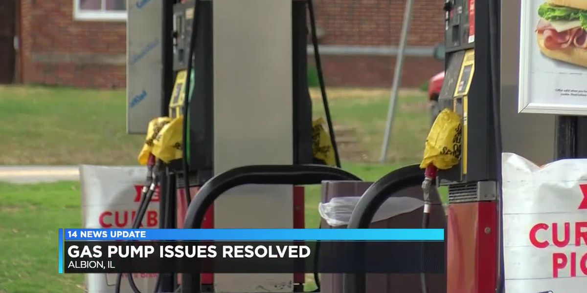Gas issues resolved in Albion