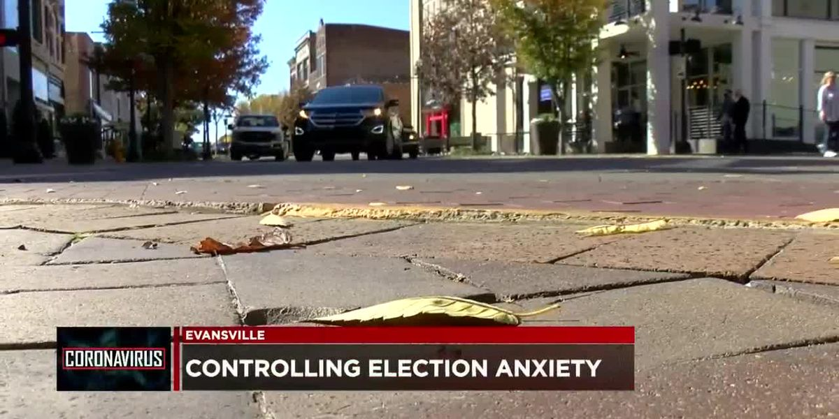 Election results can cause anxiety for many across the nation