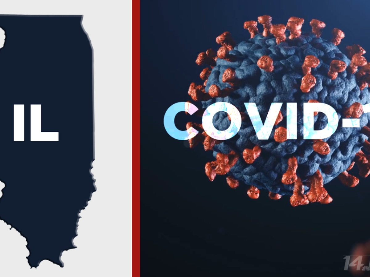 IL health officials report 48 new COVID-19 cases in our local counties over the weekend