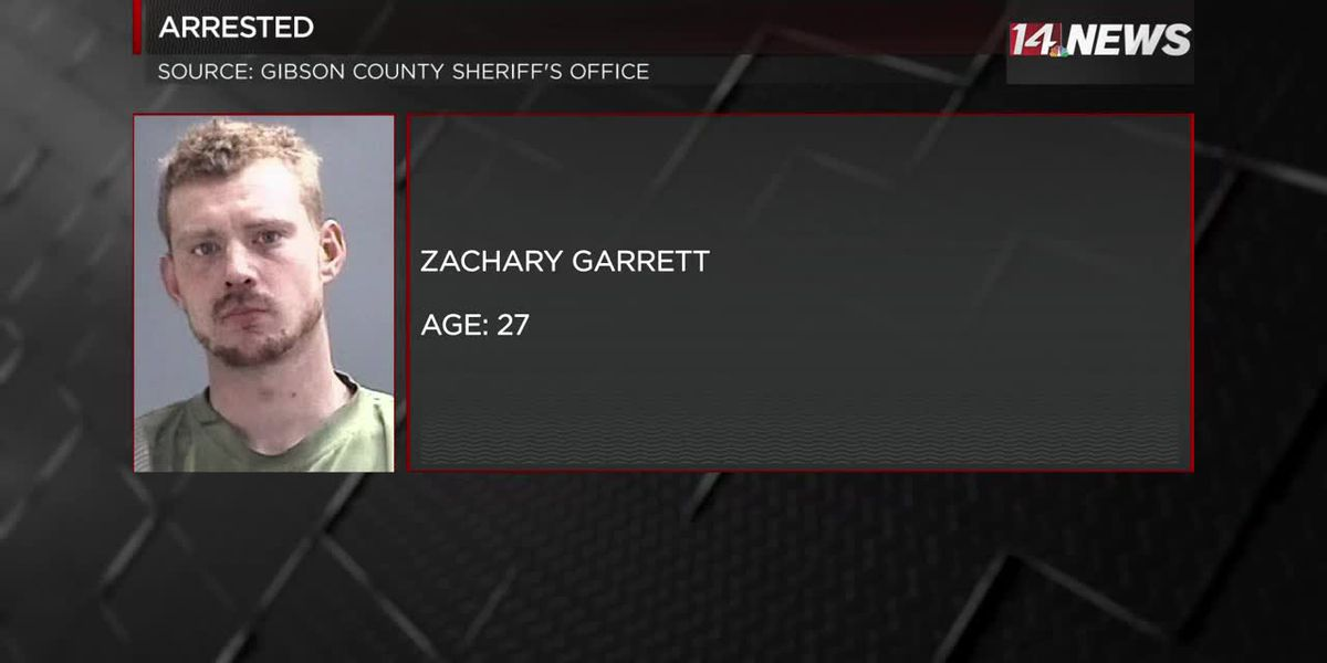 Man arrested after Gibson Co. standoff