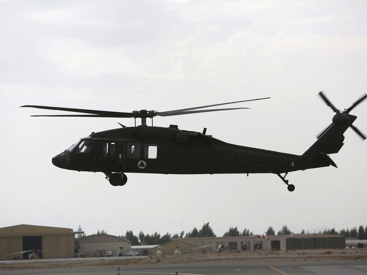 'Devastated': 3 crew killed in Black Hawk crash in Minnesota
