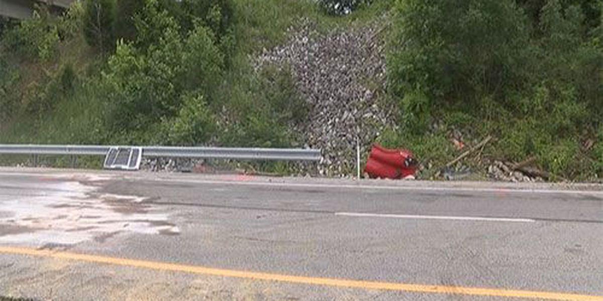 Two children die in Western Kentucky Parkway crash