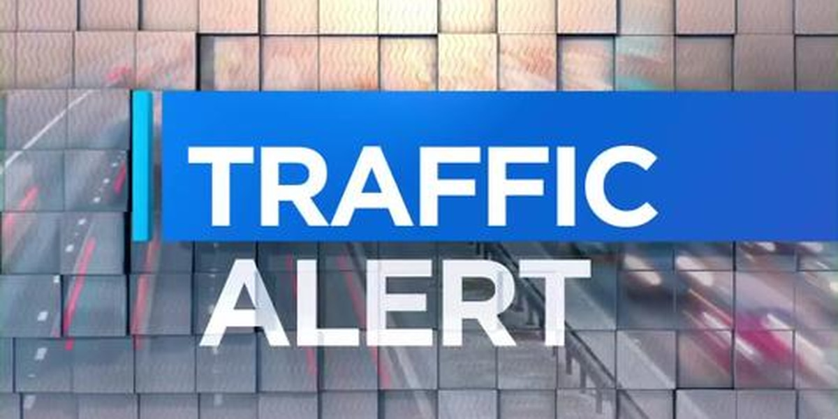 Traffic Alert: Blue Bridge will have traffic delays Sunday morning