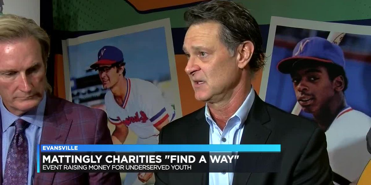 Mattingly Charities holds 5th annual 'Find a Way' event