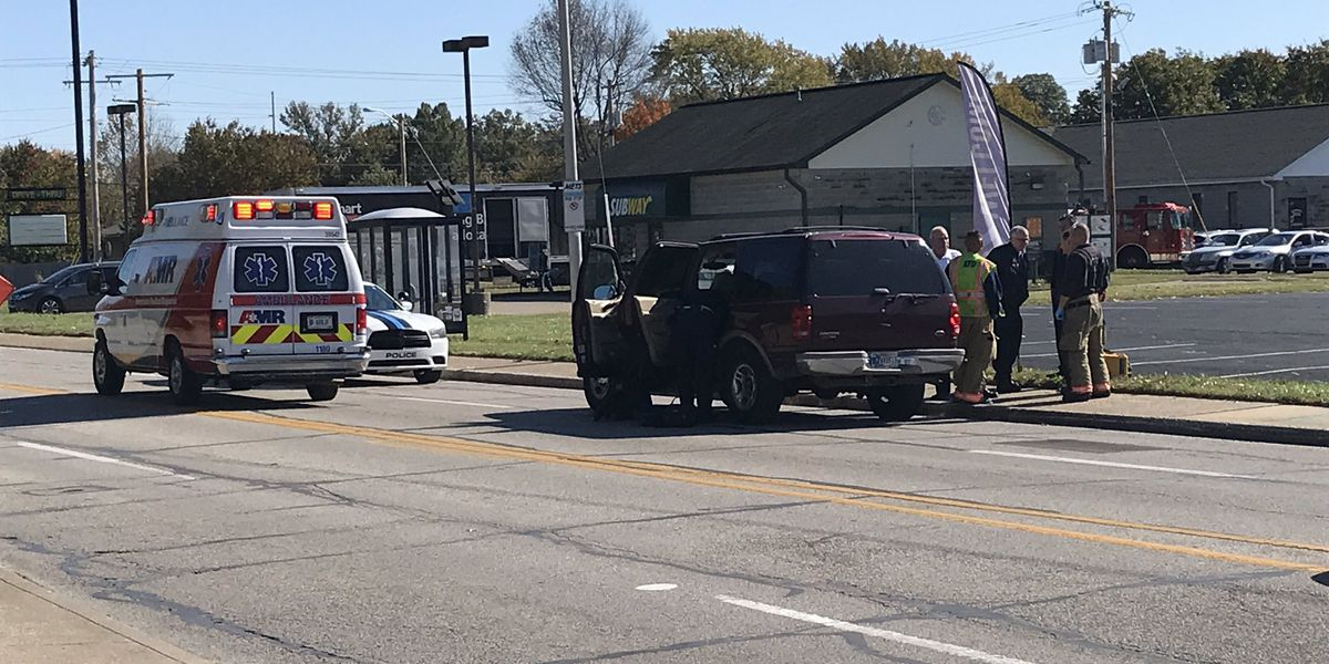 911 calls released after woman gets hit by gunfire while driving on Friday