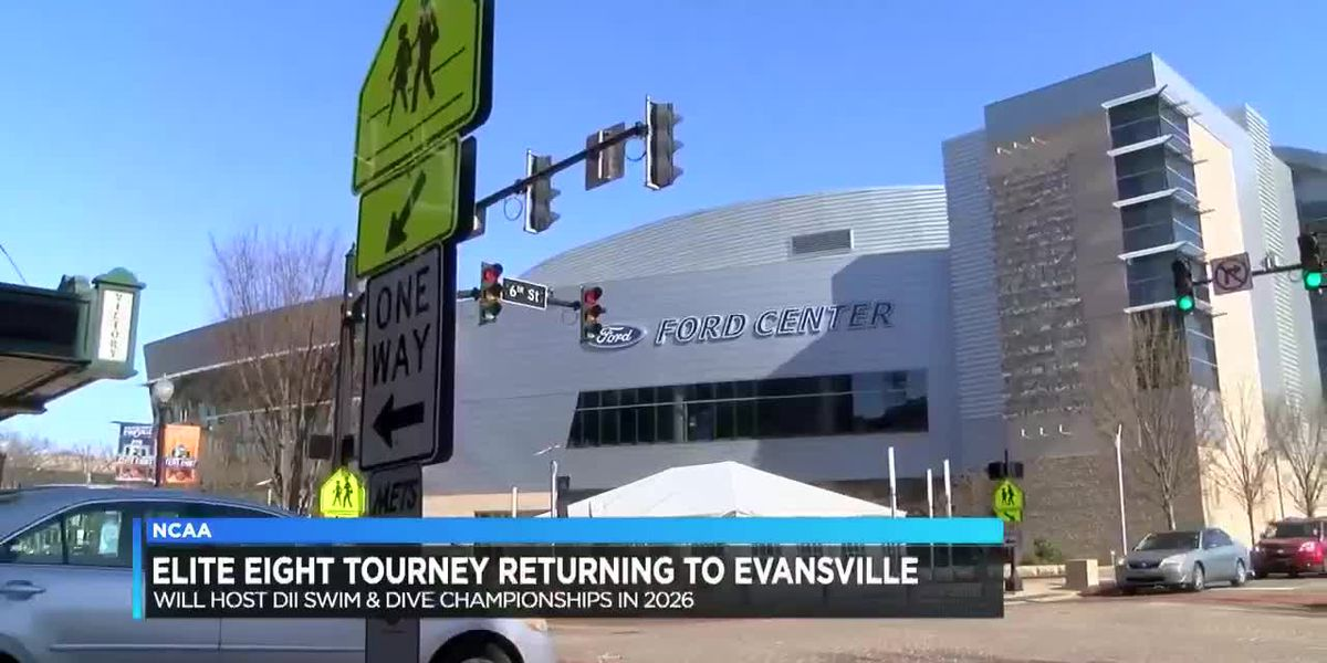 NCAA awards championship events to Evansville