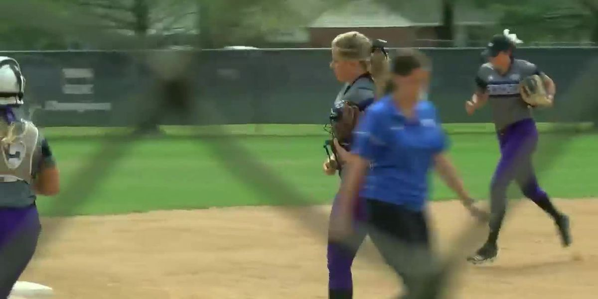 KWC vs Ohio Valley softball